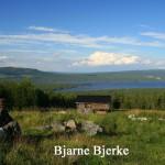 2. plass Bjarne Bjerke